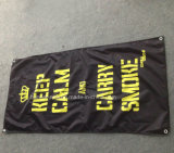 Tecido de poliéster em cores brilhantes Banners (SS-SF-82)