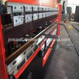 Jsl Carbon Steel Material / Metal Processado e hidráulico Power Press Freio com 6 metros