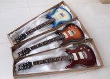Дешевые оптовые складские запасы фабрики Advnaced электрическая гитара