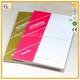 Kundenspezifisches Papiereinband-Kursteilnehmer-Notizbuch-Drucken in China