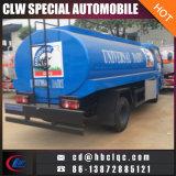 Depósito de leite fresco do caminhão do transporte do leite de Forland 4000L 5000L