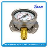 Manomètre de Manomètre-Pétrole d'exactitude de Manomètre-1% de qualité