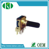 Fabrik Kainar 12mm Drehimpuls des kodierer-24 der Positions-24 mit Schalter