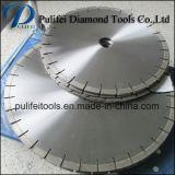 Лезвие диаманта гранита диска каменного вырезывания влажное