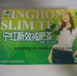 100% naturel Fast Fat Burning corps mince de thé de réduction de poids