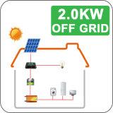 2kw с системы дома решетки солнечной