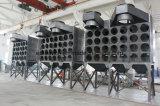 Coletor de poeira do filtro em caixa de ar para a explosão de lustro da areia do cimento/Griding/