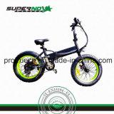 يطوي درّاجة كهربائيّة مع 8 حالة لهو محرّك