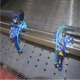 De tijdbesparende Scherpe Machine van de Laser met Automatisch het Voeden Systeem (JM-1610t-bij)