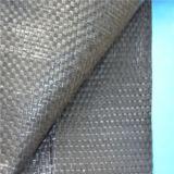 Tela não tecida da barreira de Weed do geotêxtil do Polypropylene