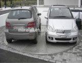 Plataforma giratória do carro do automóvel elétrico da alta qualidade