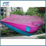 Кровать качания перемещения двойного парашюта персоны облегченная