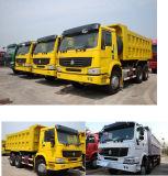 6X4 Vrachtwagen van de Stortplaats van de 35tons de Rechtse Aandrijving HOWO