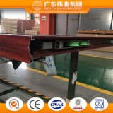Fábrica de Dali Venta caliente de aleación de aluminio Ventana deslizante