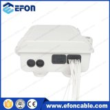 Outdoor FTTH 1 * 32 PLC Splitter Waterproof Fiber Optic Terminal Box