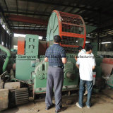 Halbautomatische zwei Jahre Garantie-Abfall-Gummireifen, diemaschine aufbereiten