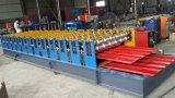 Dxの機械を形作る鋼鉄艶をかけられた屋根瓦ロール