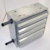 熱交換器のコイルを乾燥する熱いハングの単位のヒーター水