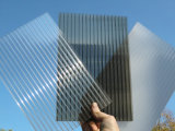 Gamme de production de feuilles creuses PC pour plaque de lumière solaire