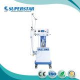 Ventilador médica para adultos e pediátricos, Máquina de CPAP Neonatal Ventilador ICU Medical