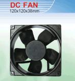 Ventilador do computador da C.C. Dcfan12038, 120*120*38mm Version2 com certificação de Ce&UL. Proporcionar o serviço personalizado
