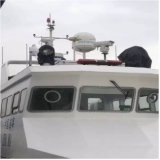 De Thermische Camera van de lange Waaier PTZ met 712km Waaier