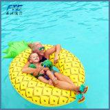 Anello gonfiabile gigante di nuoto del galleggiante del raggruppamento dell'ananas