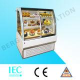 유럽 작풍 정면 열려있는 케이크 전시 냉장고