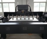 목공 Engraving와 Carving Machine 8 Spindles