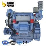 precio de fábrica Weichai 102CV motor marino wp4 Barco de motor diesel de 75kw