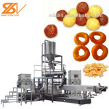 Luftgestoßene Mais-Nahrungsmittelaufbereitende Maschine