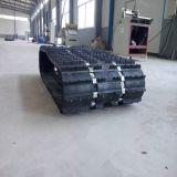 고무 궤도 폭 580mm는 Snowmobile에서 사용될 수 있다