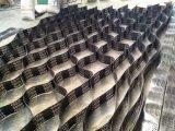 HDPE Geocell muro de contención para