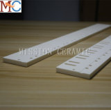 High Strength 95% 99.7% Aluminated Ceramic Plate