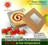 Cadre de cadre de carton de nourriture avec le guichet antivoile