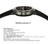 teléfono elegante androide del reloj 3G con Dm368 de múltiples funciones