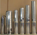 Angeschaltene Wasser-Solarpumpe 7300 Watt-Solarwasser-Pumpe