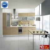 新しい到着古典的な様式PVC MDFの食器棚