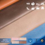 Cuoio sintetico amichevole del PVC di prezzi di fabbrica di Eco di alta qualità, tessuto di cuoio sintetico