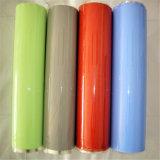 Strato della gomma di silicone di colore rosso di prezzi di fabbrica, strato rosso scuro del silicone di colore