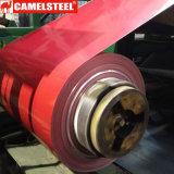 La couleur de Ral a personnalisé la bobine en acier enduite d'une première couche de peinture de Galvansied pour le matériau de Contruction