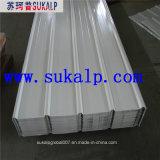 PPGL / PPGI / Folha de cobertura de ferro / ferro ondulado revestida de cor pré-pintada