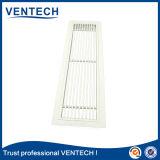Weiße Farben-lineares Stab-Luft-Gitter für Ventilations-Gebrauch