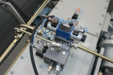 Máquina de dobra hidráulica extensamente elogiada da placa do CNC do tipo Wc67y 400*2500 de Harsle
