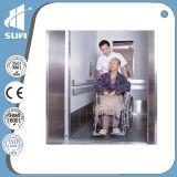 مع درابزين و [بفك] أرضية مستشفى مصعد السرعة [1.0م/س]