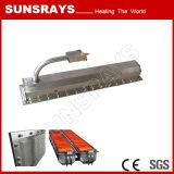 Bruciatore infrarosso della fibra del metallo per i rivestimenti industriali