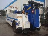 DFAC 4*2 8tonのレッカー車のレッカー車の使用された道の回復トラック