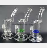 De Waterpijpen van het Glas van de Tabak van het Recycling van de Filter van de Honingraat van de Pijp van het glas