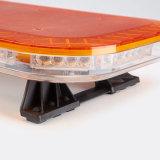 El brillo de la Hight ECE R65 en color ámbar vehículo policial Barra de luz