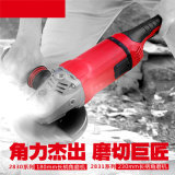 Made in Clouded 100mm 710W High Quality Handle Angle Grinder